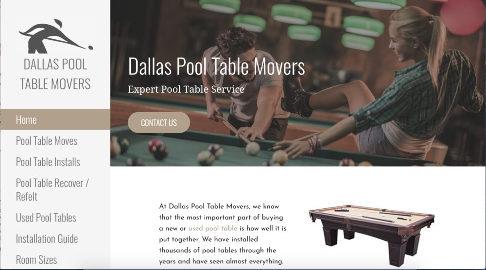 Pool Table Movers Denver Table Ideas - Pool table movers temecula