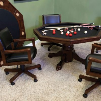 54u2033 Game / Poker Table Set