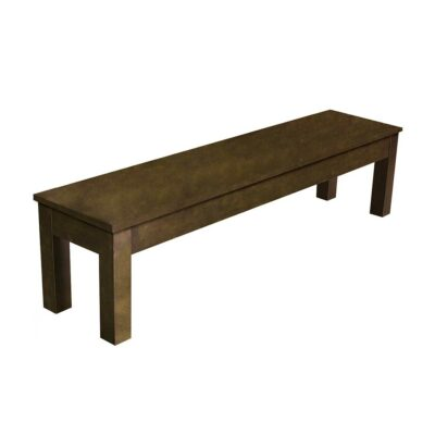 charcoal pool table bench 76 inch with storage