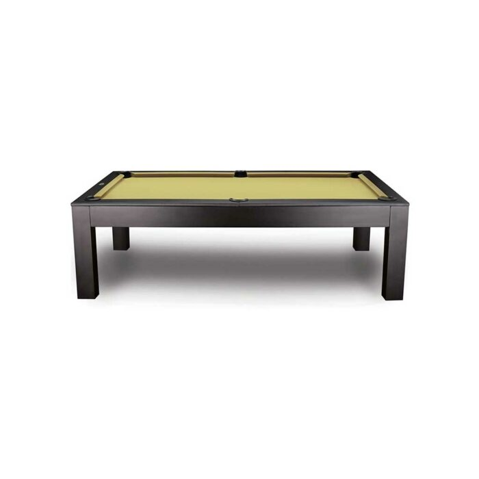 Penelope pool table side view